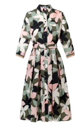 Sukienka Marbella Liście
